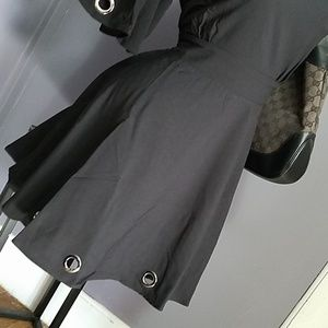 Strut & Bolt Dresses - Professional Gromet Dress with a TWIST! Gromets!